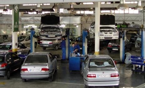 جریمه روزانه 20 هزار خودرو فاقد معاینهفنی