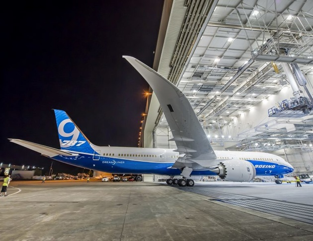 Bigger Dreamliners for Air Europa