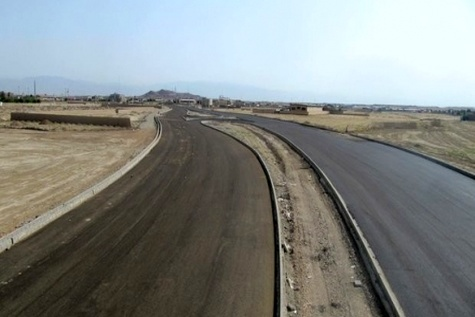 پروژهای که به جنگ ترافیک شهر ورامین میرود