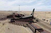 واژگونی قطار ایران-ترکیه، 6 واگن را از ریل خارج کرد