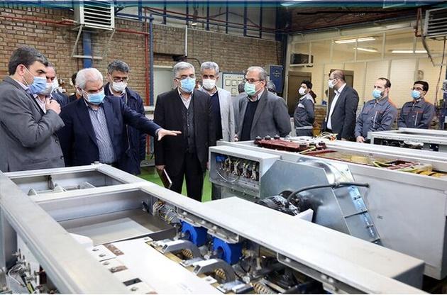 لزوم انبوهسازی تولید واگنهای قطار ملی