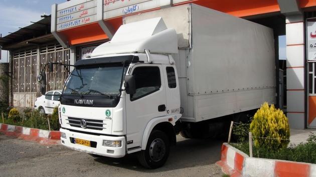 نگرانی صاحبان کامیونهای مسقف از بخشنامه جدید وزارت راه و شهرسازی