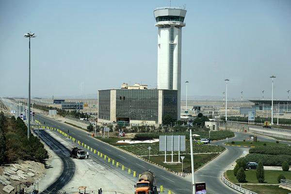 جریان اطلاعات سیستم ناوبری فرودگاه جهرم بهبود یافت
