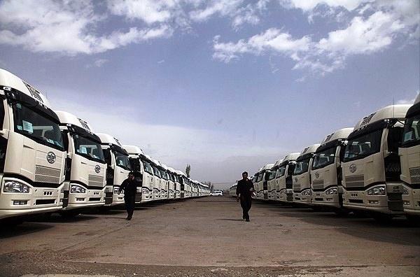 پدیده مازاد کامیون در جادهها چگونه شکل گرفت؟