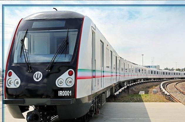 برخورد قطار با خودرو سواری در شهر قدس تهران