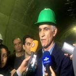 افتتاح تونل آرش-اسفندیار تا پایان شهریور