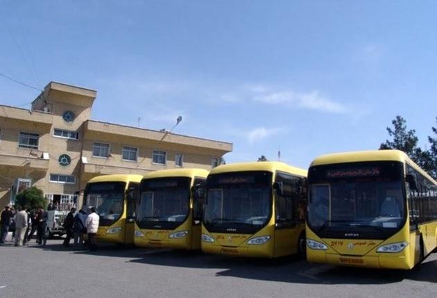 رانندگان اتوبوس خوی بیمه خدمات درمانی میشوند