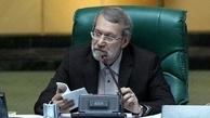 توضیحات لاریجانی درباره جلسه غیرعلنی امروز مجلس
