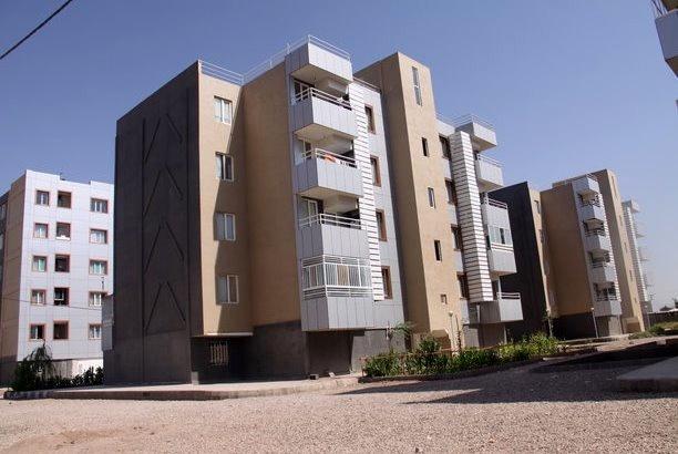 فروش اقساطی ۵۵ هزار واحد مسکونی مهر طی امسال
