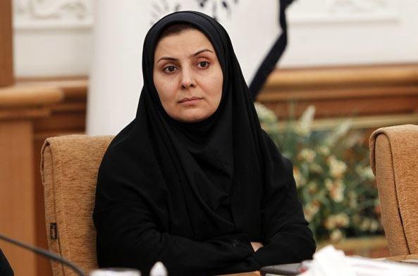 فرزانه صادق مالواجرد نماینده وزارت راه  در دو کمیسیون هیات دولت
