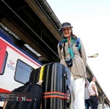«تایتانیک» روی خط آهن ایران