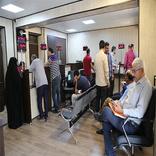 استقرار میز خدمت در ادارهکل راه وشهرسازی استان بوشهر