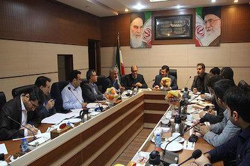 تشکیل کمیته وصول مطالبات سازمان به میزبانی بندر لنگه
