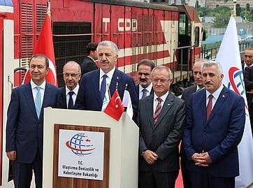 Test running begins on European Marmaray alignment