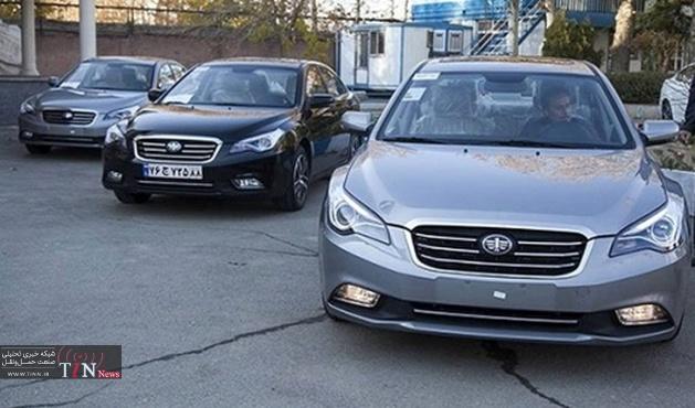 دویچه وله: موقعیت متزلزل خودروسازان چینی در بازار ایران