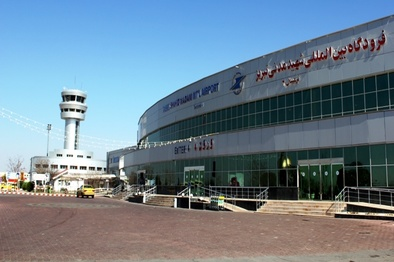 فرود اضطراری پرواز تهران-آمستردام