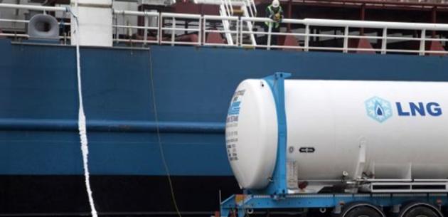 Port of Amsterdam develops tool for safe LNG bunkering
