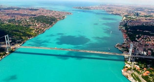 هشدارهای محیط زیستی برای حفاری کانال جدید تنگه بسفر
