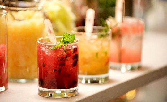 ۱۰ نوشیدنی برتر در خاورمیانه