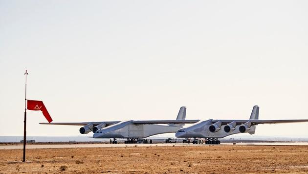 سریعترین هواپیمای دو بدنه دنیا آزمایش شد + تصاویر