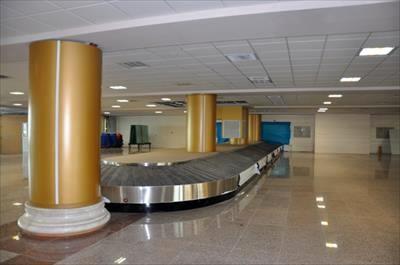 راهاندازی نوار نقاله در ترمینال داخلی فرودگاه مشهد