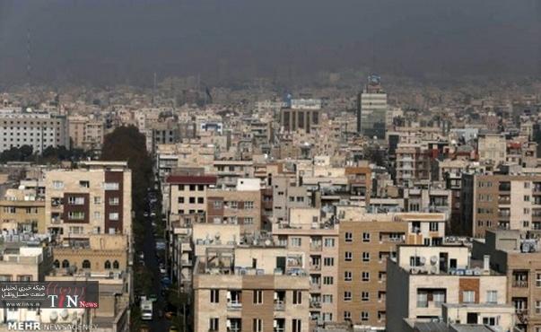 هوای تهران در مرز سلامت