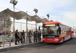 از ۶۰ دستگاه اتوبوس و ۵۰ دستگاه مینیبوس رونمایی شد