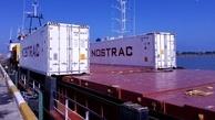 ارسال کانتینرهای یخچالی از بندر آستارا به کشورهای CIS برای اولین بار