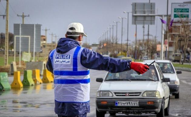 مسئولیت پلیس در کاهش سوانح و حوادث ترافیکی کمتر از ۱۹ درصد است