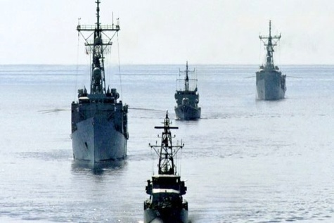Operation against sea crime begins in Malaysian waters