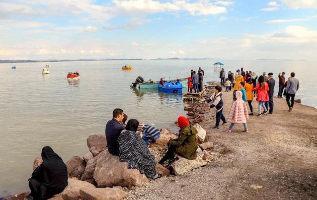 خبر خوش برای دریاچه ارومیه