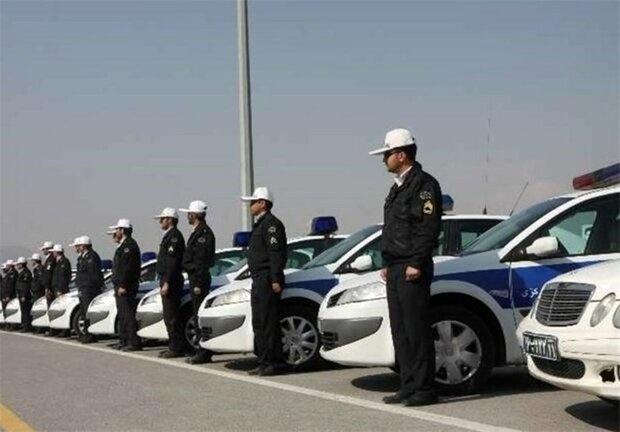 تسهیل در عبور و مرور زائران اربعین اولویت اول پلیس راه ایلام