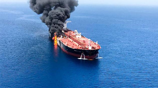 برای حفاظت از کشتیرانی در خلیج فارس ائتلاف تشکیل میدهیم