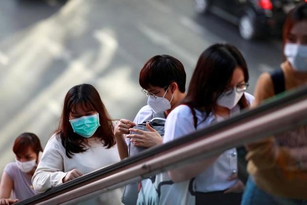 تعداد نلفات ویروس کرونا در چین به ۶۳۶ نفر رسید