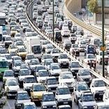 یکی از هر ۵ خودروی پلاک ایران تهرانی است