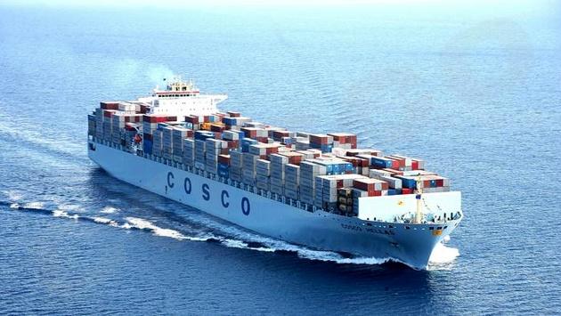 COSCO Shipping's Profit Drops despite Increase in Volumes
