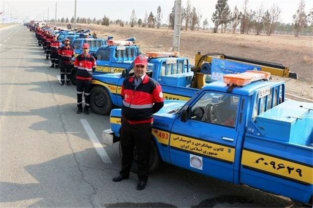 ارائه فاکتور الکترونیکی امدادخودروها به صورت پیامک