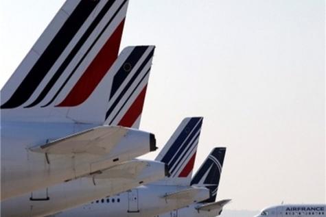 لغو ۲۰ درصدی پروازهای ایرفرانس