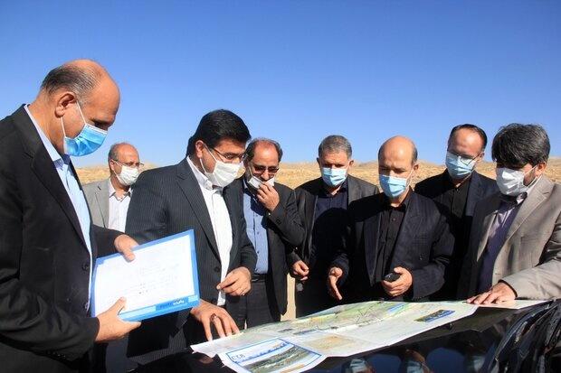 تفاهمنامه شروع ساخت ۲۱۰۰واحد برنامه اقدام ملی مسکن