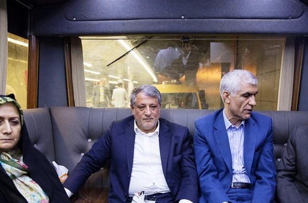 پاسخ محسن هاشمی به سوالی درباره درگیری با پیمانکار خط 6 مترو