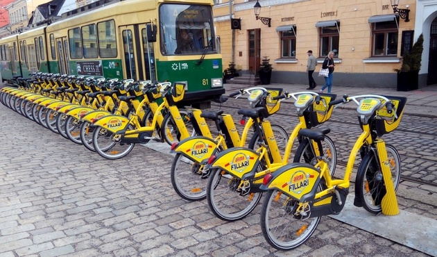 EMISSION FREE TOURISM – IN HELSINKI IT WILL BE POSSIBLE