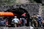 آخرین وضعیت آواربرداری در تونل معدن آزادشهر