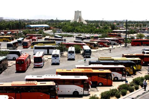 ◄ اجرای طرح جمعآوری مسافربرهای شخصی اطراف پایانههای شهری