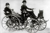 122 سالگی تولید نخستین خودرو گازوئیلی توسط «کارل بنز»