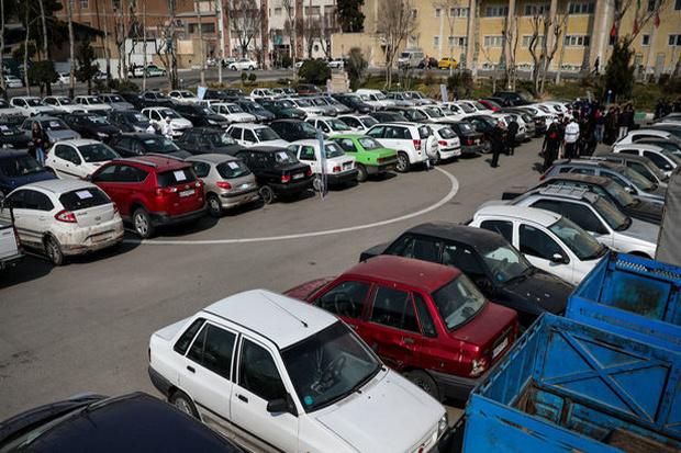 وجود ۷ میلیون دستگاه خودرو و موتورسیکلت در معابر پایتخت