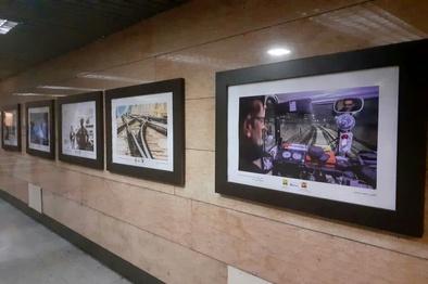 نمایش آثار برگزیده «مسابقه عکس مترو» در ایستگاههای سرسبز، فرهنگسرا و تهرانپارس