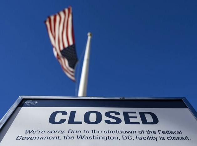 تعطیلی دولت آمریکا هفتهای ۱ میلیارد دلار خسارت به اقتصاد این کشور میزند