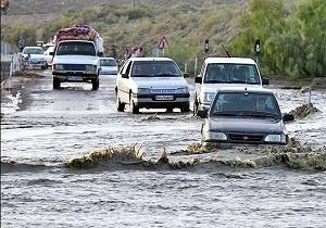 ممنوعیت تردد خودروهای سنگین در محور اهواز - آبادان