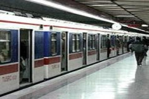 دود گرفتگی ایستگاه مترو شهید بهشتی تهران موجب نگرانی مسافران شد