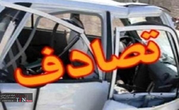 تصادف فوتی درون شهری در زنجان۸ درصد کاهش دارد